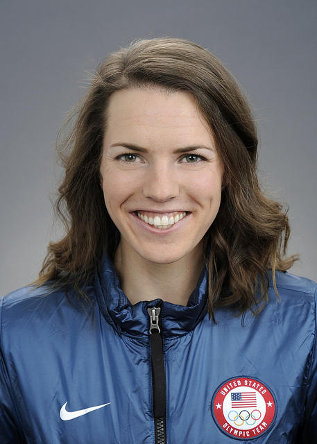 Abby Ringquist is a Park City native and will compete in the women's ski jump during the 2018 Winter Olympics in South Korea.