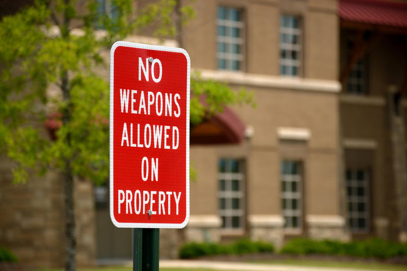 Utah and other Mountain West states have made exceptions to federal law on allowing teachers and other school employees to carry firearms on campus.