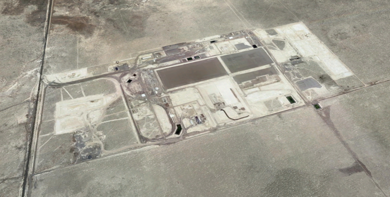 Taxpayers would wind up paying inspection costs for the EnergySolutions low-level radioactive waste landfill in Tooele County. The company is also a generous donor to state political campaigns.