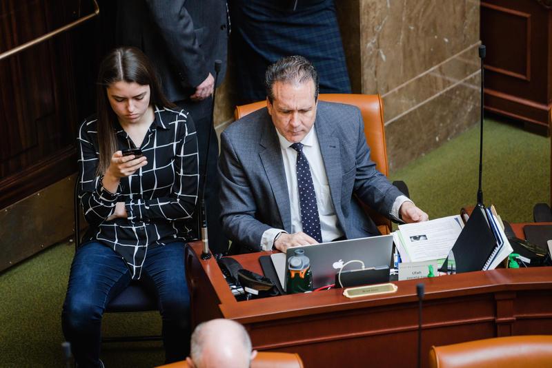 Utah State Representative Brad Daw