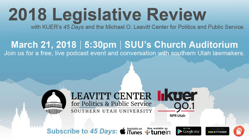 2018 Legislative Review