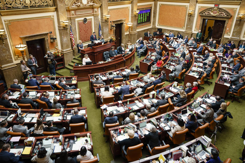 The Utah House of Representatives.