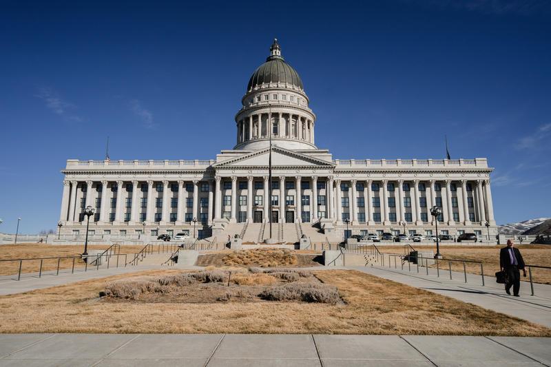 Utah State Capitol