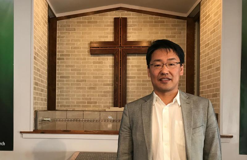 Pastor Joshua Ahn said his congregation is split with feelings of skepticism and optimism about U.S. peace talks with North Korea.