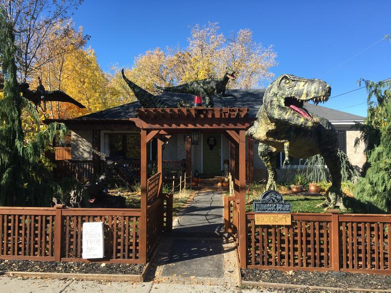 Photo of Dino House.