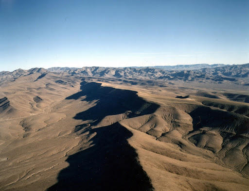 Photo of Yucca Mountain.