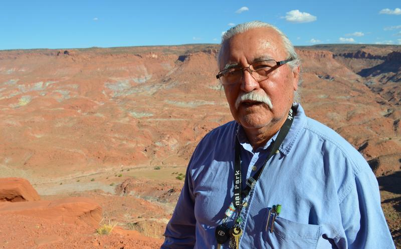 Photo of Willie Grayeyes.