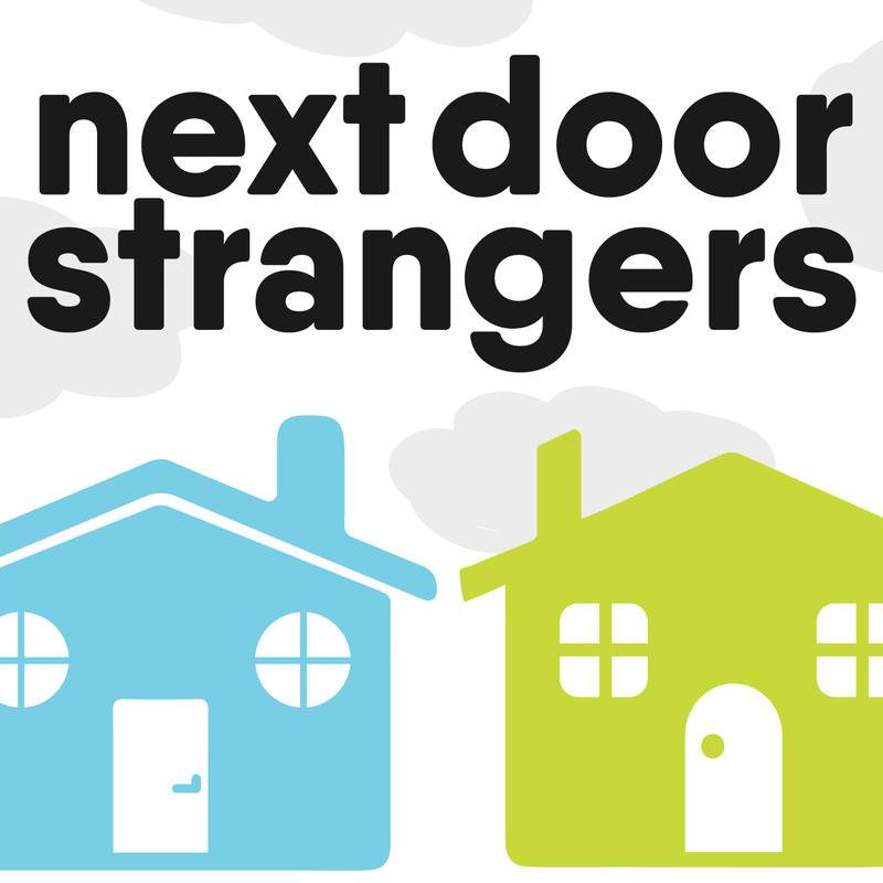 Next Door Strangers Logo