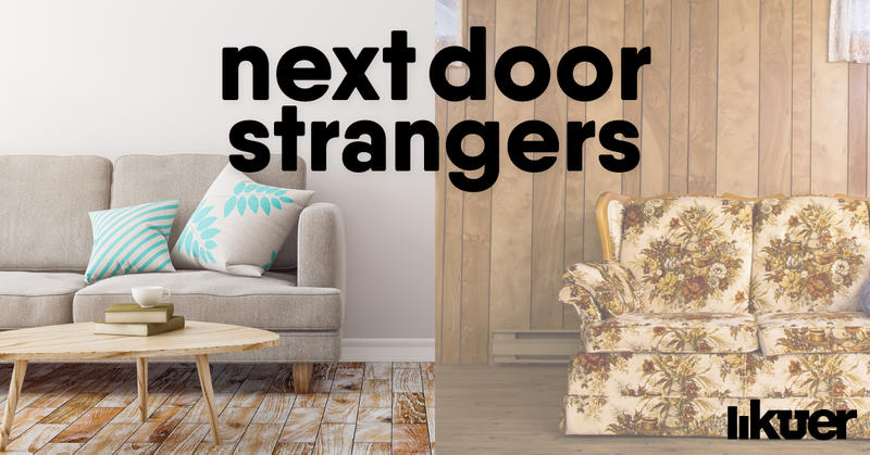 Next Door Strangers Logo
