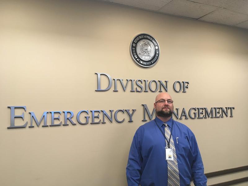 Joel Palmer, FEMA employee
