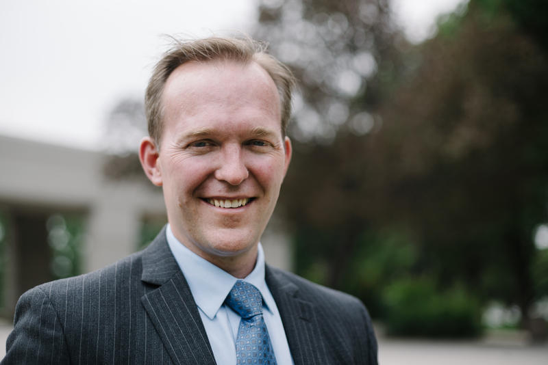 Congressman Ben McAdams