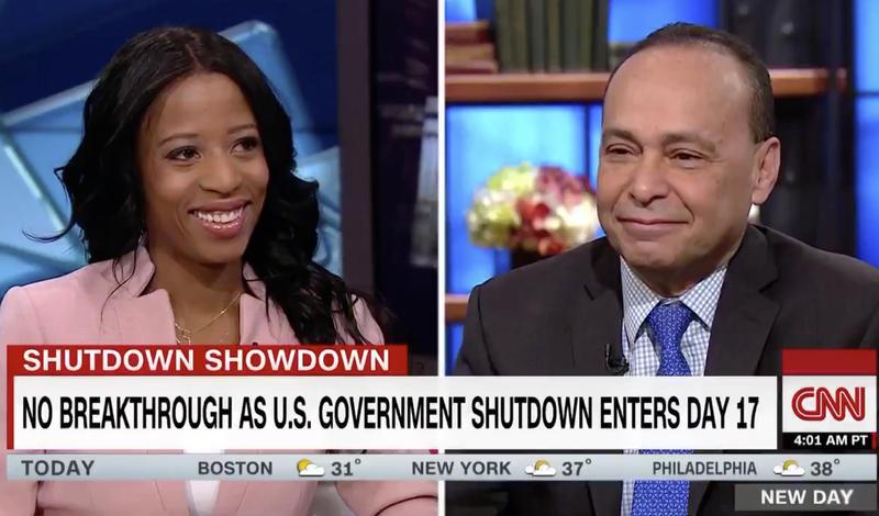 Former Rep. Mia Love on CNN