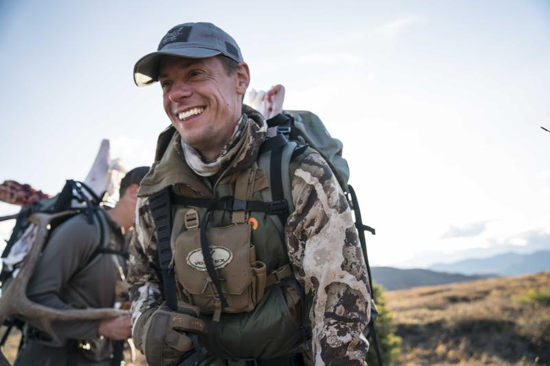Steven Rinella is star of the Netflix series