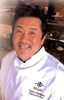 Chef Toshio Sekikawa