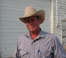 Rancher Newell Chlarson