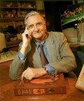 Biologist, Theorist and Naturalist Edward O. Wilson