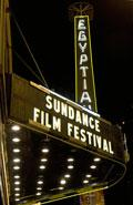 The Egyptian Theater in Park City, Utah saw the start of the 2008 Sundance Film Festival.