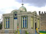 "St. Mary's of Zion Church in Axum, Ethiopia is one of the supposed resting spots of The Ark of the Covenant. Photo by <a href=""http://www.flickr.com/photos/nlf/11831562/in/photostream/\"" target=\""_blank\"">Gabagoo</a>"