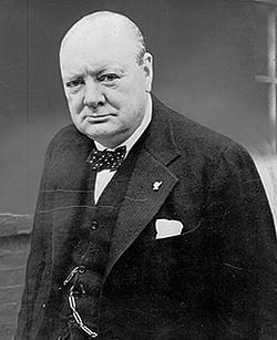 Sir Winston Churchill is the subject of a new documentary airing on PBS.