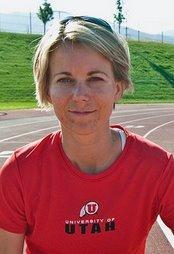 Slovakian Olympic Marathoner Zuzana Tomas