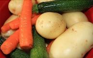 """Vegetables from the Garden. Photo by <a href=\""""http://www.flickr.com/photos/somerslea/2298945842/\"""" target=\""""_blank\"""">Maree Reveley</a>"""