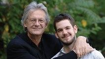 David Gilmour and son Jesse. (Thomas Allen Publishers)