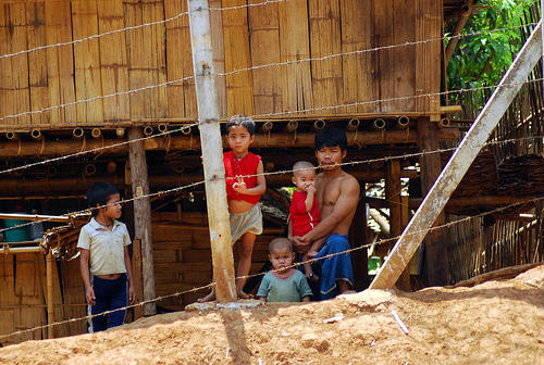 "Mae La Refugee Camp. Photo by <a href=""http://www.flickr.com/photos/jackol/440538736/\"" target=\""_blank\"">Mikhail Esteves</a> on flickr.com"