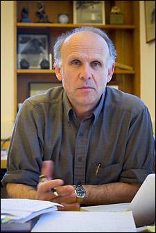 Richard Wrangham, Ruth B. Moore Professor of Biological Anthropology