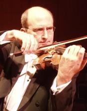 """Ralph Matson was appointed <a href=\""""http://www.utahsymphony.org/\"""" target=\""""_blank\"""">Utah Symphony</a> Concertmaster in 1985."""