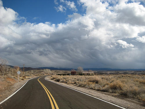"""The Road. Photo by <a href=\""""http://www.flickr.com/photos/dickstock/2259724218/\"""" target=\""""_blank\"""">Richard F. Jones</a>"""