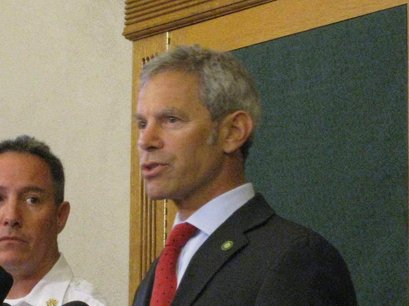 Salt Lake City Mayor Ralph Becker