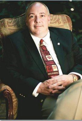 Oklahoma State Representative Randy Terrill  (R-Moore)