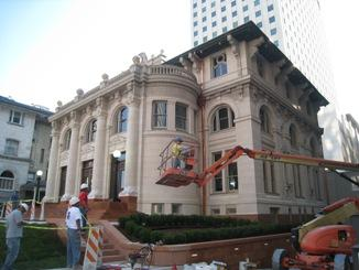 The O.C. Tanner Company spent $24.5 million to renovate the historic Salt Lake City Main Library/former Hansen Planetarium.