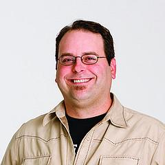 <I>Salt Lake Magazine</I> Arts and Entertainment Editor Dan Nailen