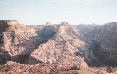 On Firday BLM officials decided not to offer oil and gas leases in areas in and around the San Rafael Swell