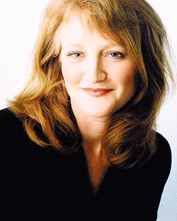 Krista Tippett, host of NPR's Speaking of Faith