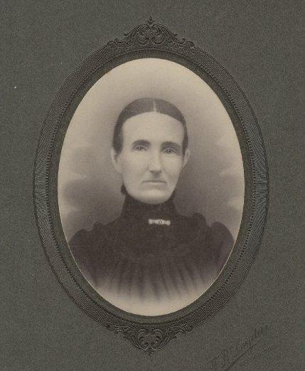 Emmaline Duggins Miller, 3rd Great Grandmother of RadioWest Producer Elaine Clark.