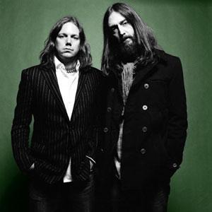 Rich & Chris Robinson of The Black Crowes