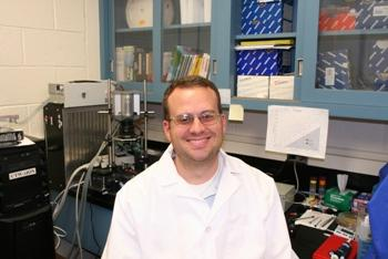 USTAR researcher Scott Sundberg