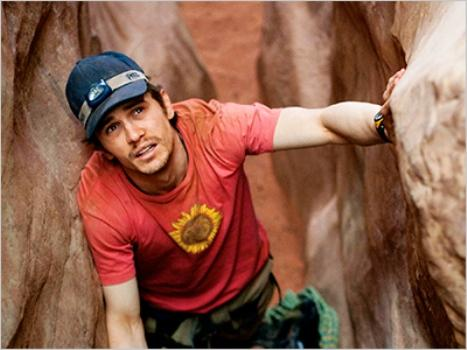 James Franco stars as hiker Aron Ralston in ?127 Hours? which was filmed in Utah