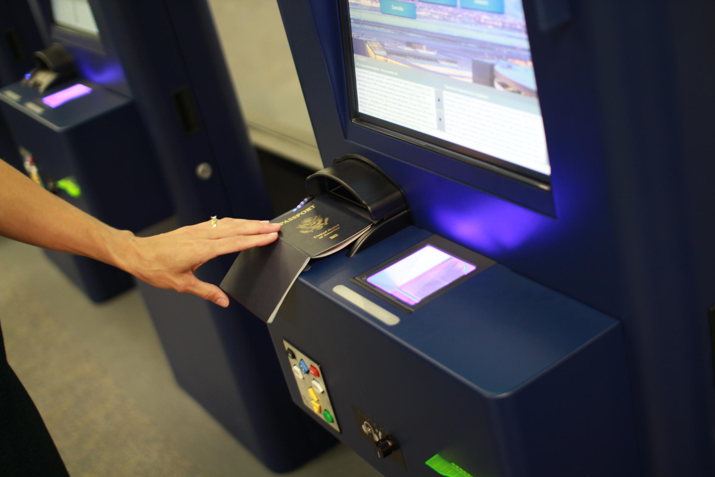 automated passport control usa