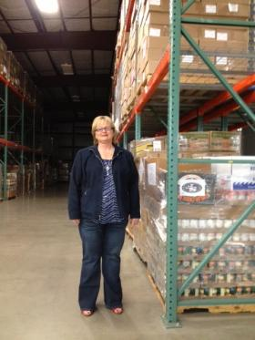 Montana Food Bank Network CEO, Gayle Gifford