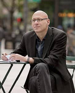 David Shields, author