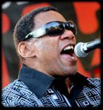 Master Jazzman Henry Butler of New Orleans