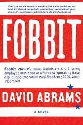 Fobbit, a novel by David Abrams