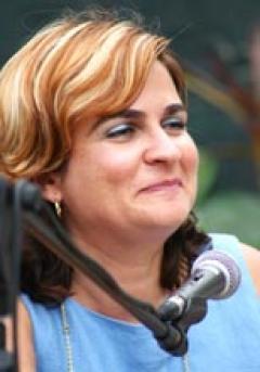 Cuban journalist Magda Resik Aguirre