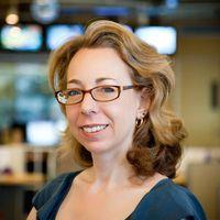 WNYC reporter Beth Fertig