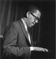 Cedar Walton from John Coltrane's Giant Steps sessions.
