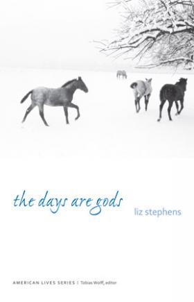 the days are gods, a memoir by Liz Stephens
