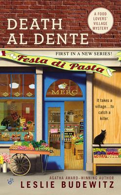 Death Al Dente, a mystery novel by Leslie Budewitz